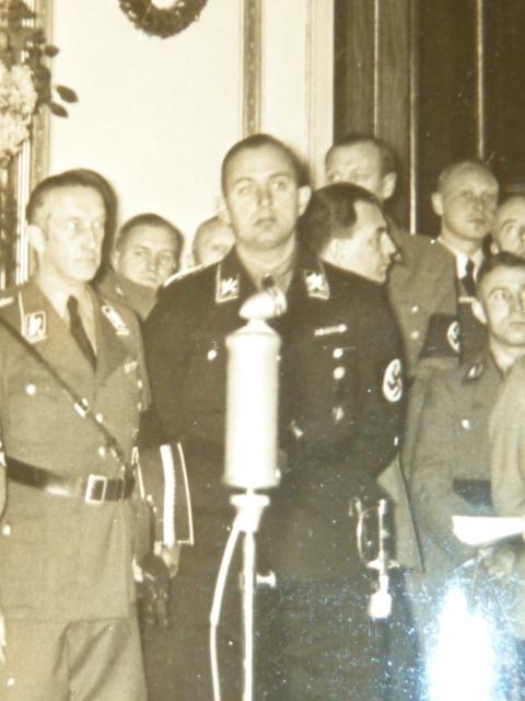 officier supérieur Allgemeine-SS P1940213