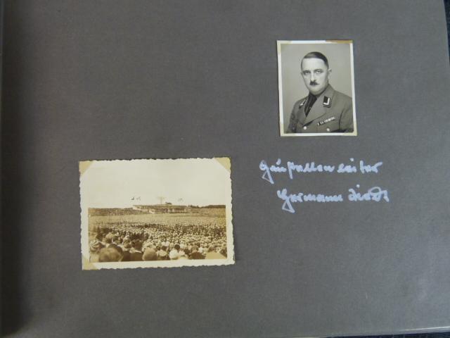 officier supérieur Allgemeine-SS P1940217