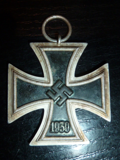 identification fabricant EK II 1939. P1950711