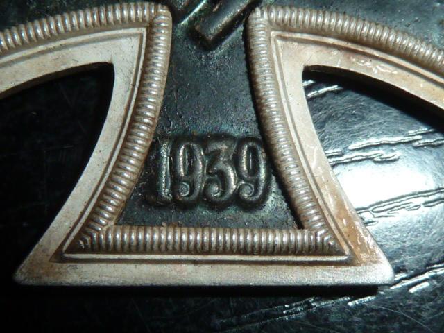 identification fabricant EK II 1939. P1950716