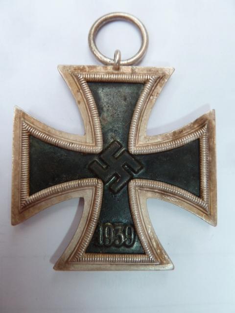 identification fabricant EK II 1939. P1950722