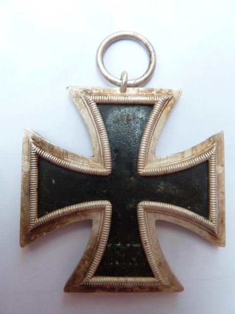identification fabricant EK II 1939. P1950726