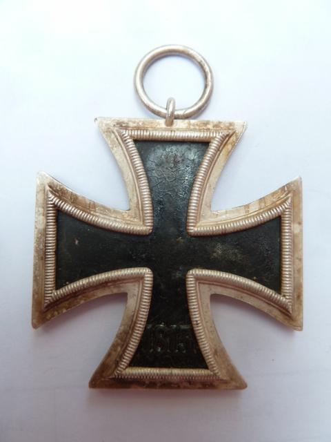 identification fabricant EK II 1939. P1950810