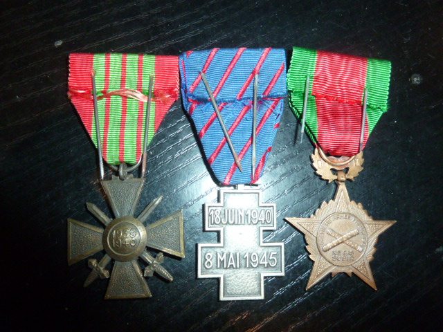 France Libre, Corps Franc 13 Cameroun Syrie P1950812