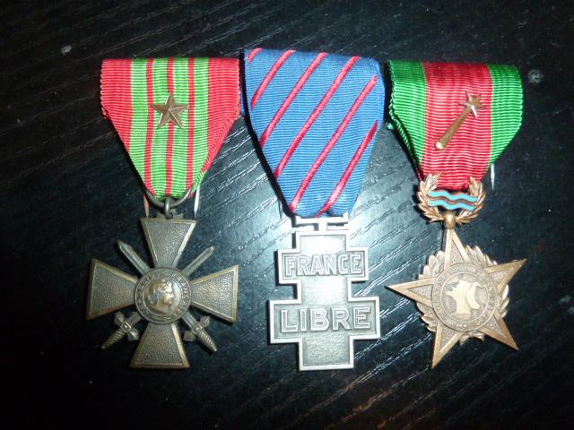 France Libre, Corps Franc 13 Cameroun Syrie P1950813