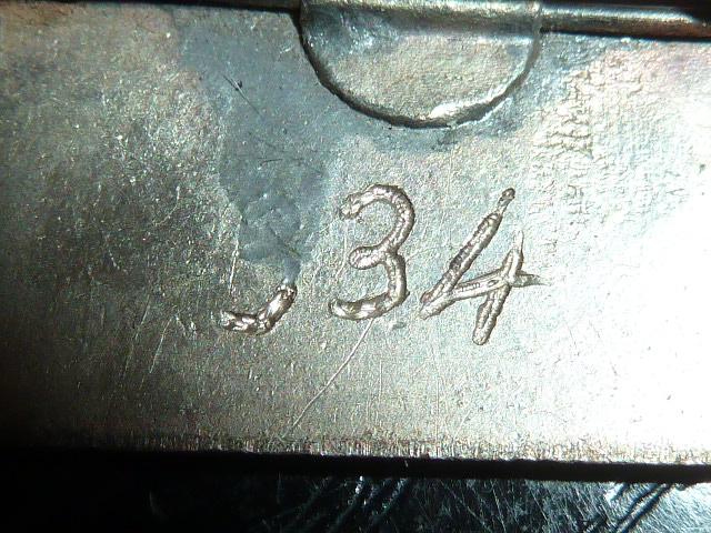 France Libre, Corps Franc 13 Cameroun Syrie P1950820