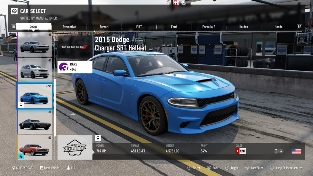 FM7 Time Attack   Stock Car Challenge - 2015 Dodge Charger SRT Hellcat Img_f111