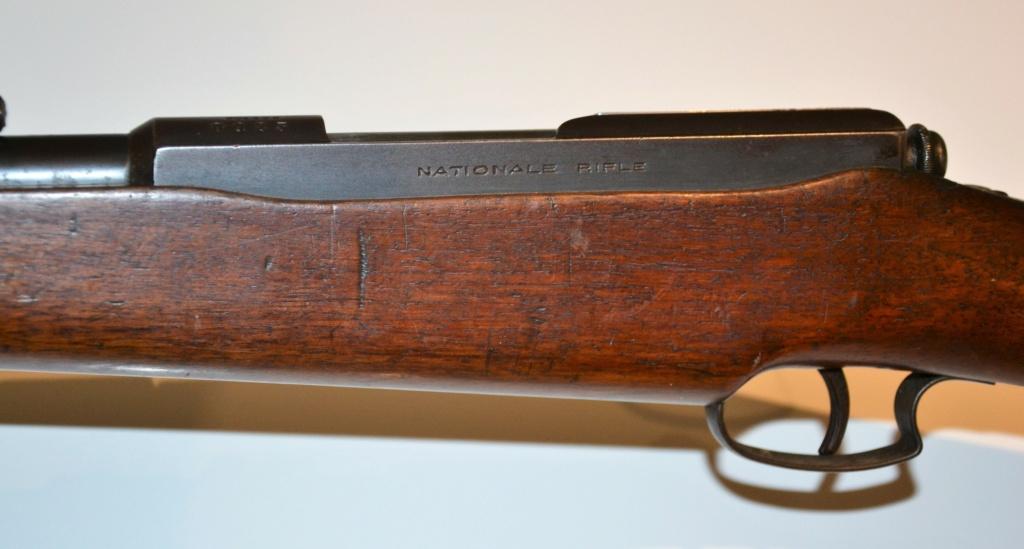 Carabine scolaire Nationale Rifle .22 LR Dsc_0715