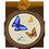 Colline aux Papillons => Morpho Bleu / Piéride des Jardins / Eurytide Epidaus / Monarque Butter12