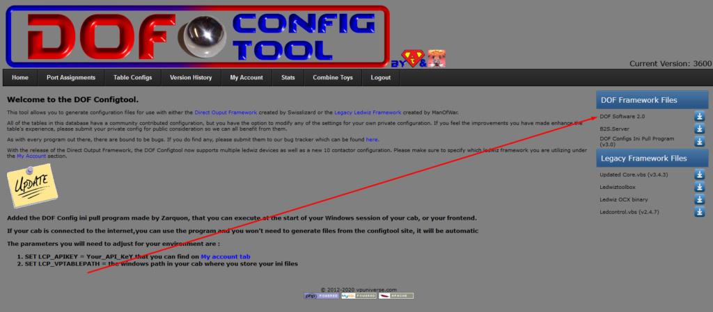 [TUTO] Installation logiciel du pincab dans l'ordre Screen98