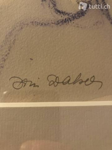 Aquarelle signée Doris Walser 57608310