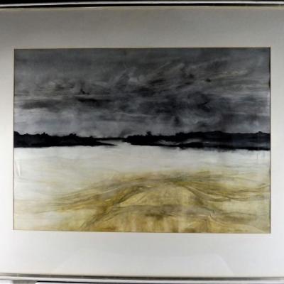 Aquarelle signée Doris Walser P1010610