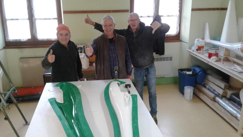 l'ASW 15 b .... ( propriétaires Gilles, Jean Jacques, Alexandre) 20181111