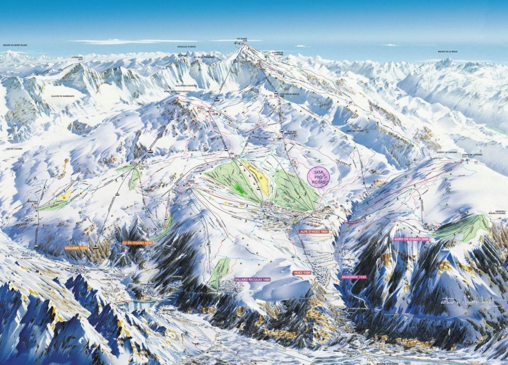 Flysurfer DemoTour Alpe d'Huez 02/2021 Alpedh10