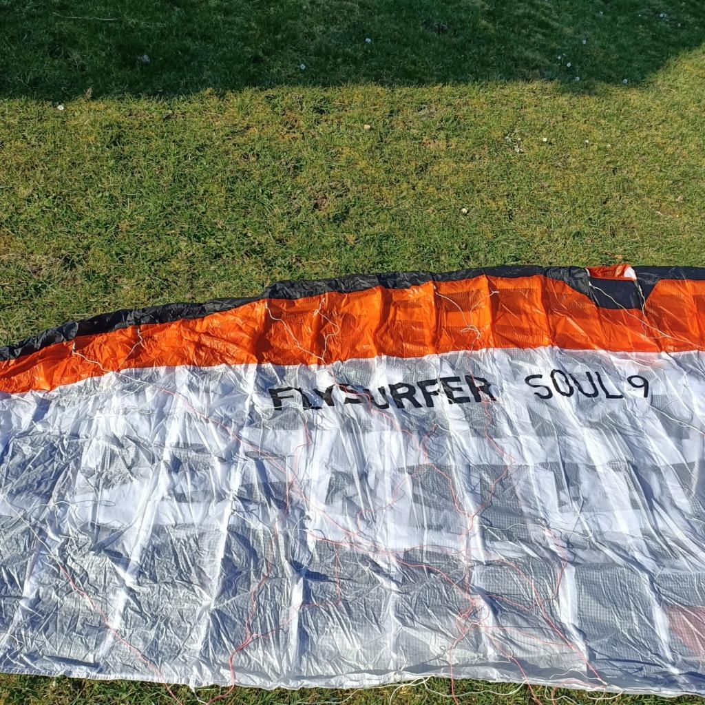 (vendue)Flysurfer Soul 9 950€ Img20219