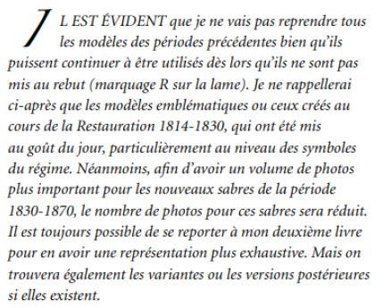 SABRES FRANCAIS 1830-1870 2E TOME - Page 2 210