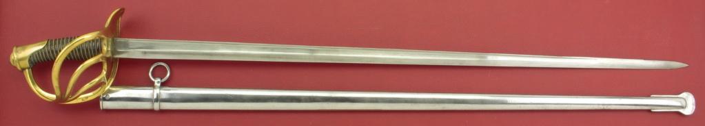 Un modèle injustement mésestimé : le sabre d'officier de cavalerie Mod 1882 _mg_0214