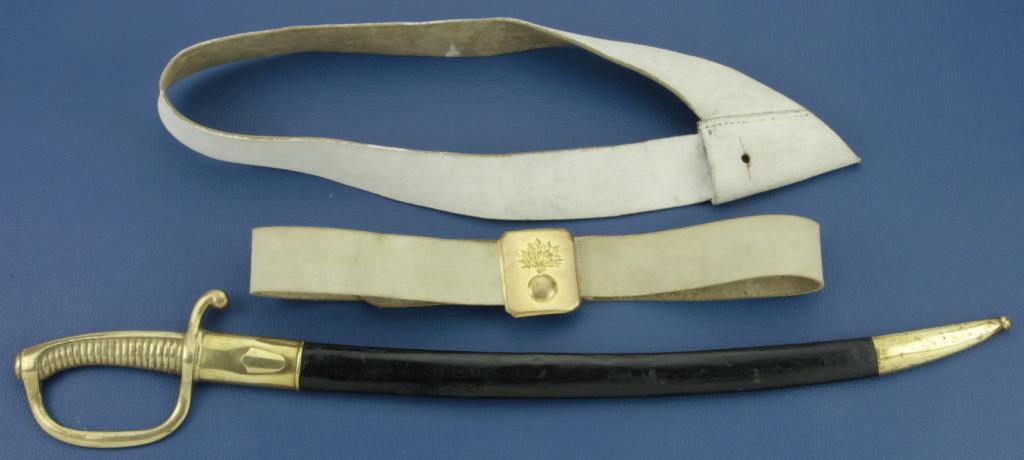 Les sabres briquets 2nde partie : de l'an IX à 1854 - Page 3 _mg_1912