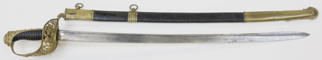 Sabres d'officier de marine : 1837, 1853, 1870, 1891, 1957 - Page 5 _mg_6413