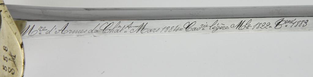 Sabre 1822 de 1884 Transformé 1883  _mg_7718