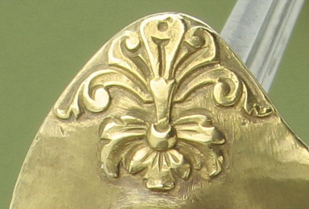 Décoration des sabres d'officier modèles 1822, 1854, 1855, 1882 et 1822-99 _mg_9211