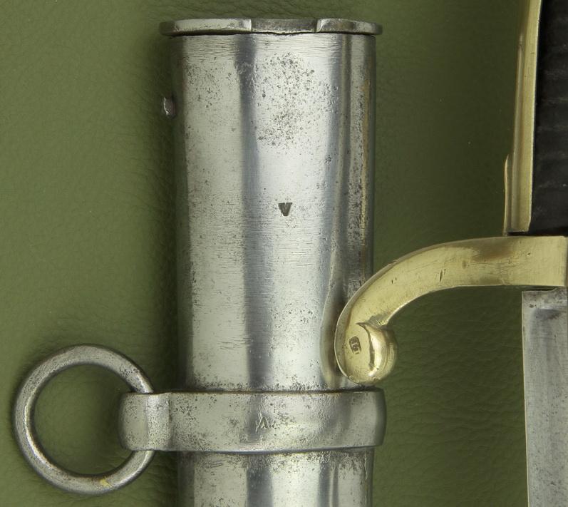 Un sabre Mle AN XI troupe de cavalerie légère à lame de Solingen _mg_9313