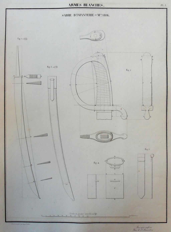 Les sabres briquets 2nde partie : de l'an IX à 1854 - Page 2 Imgp3312