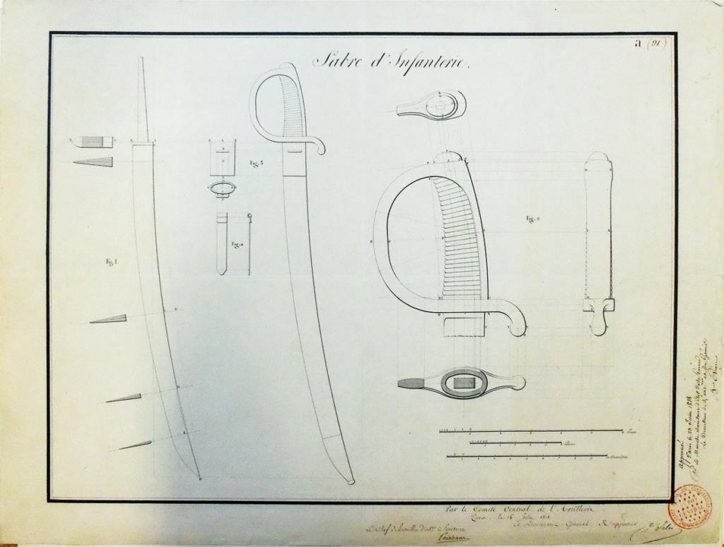Les sabres briquets 2nde partie : de l'an IX à 1854 - Page 2 Imgp3423