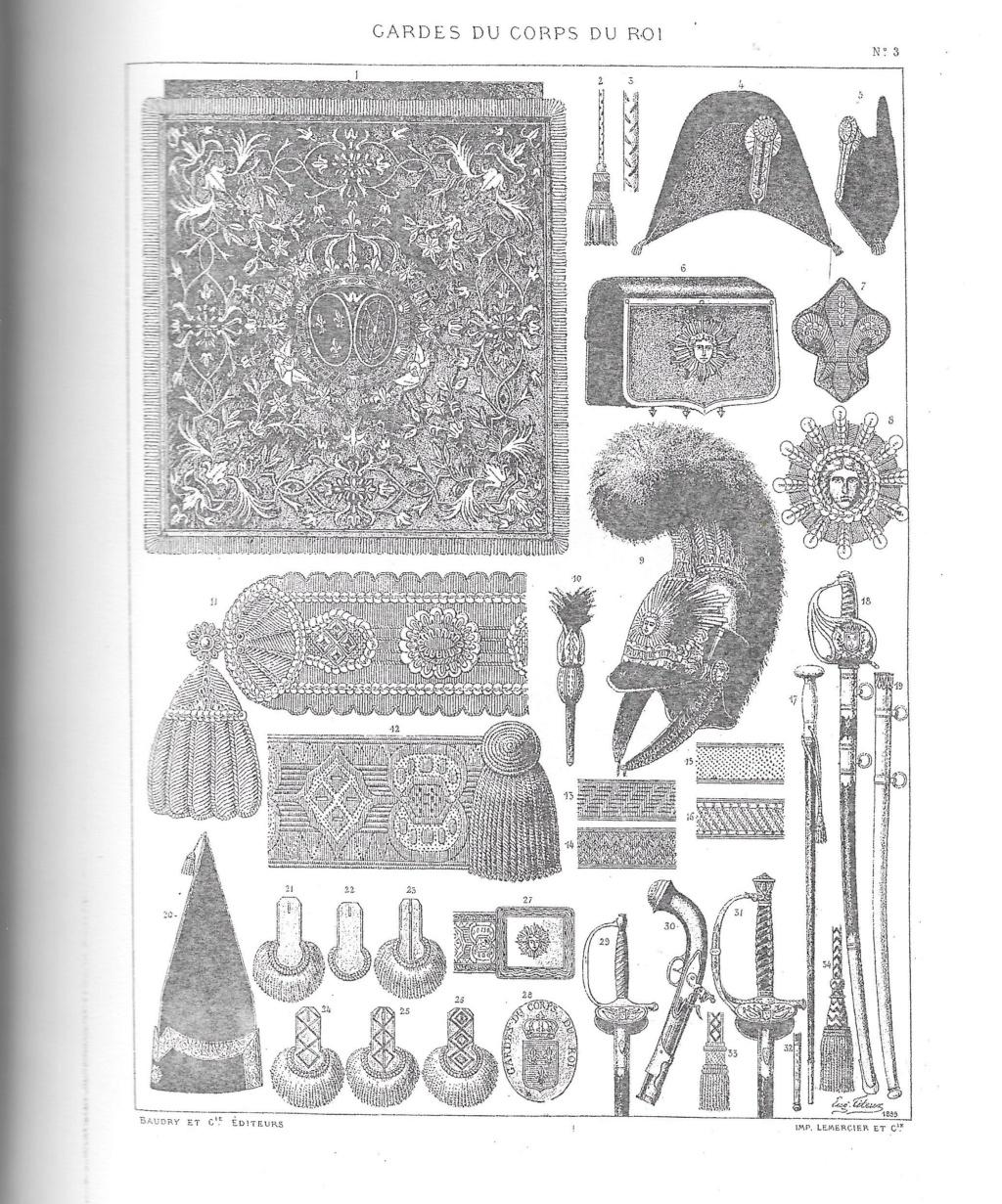 Sabres d'officier matriculés, au Modèle 1822 de ligne : point de situation - Page 3 Pl_3_t10
