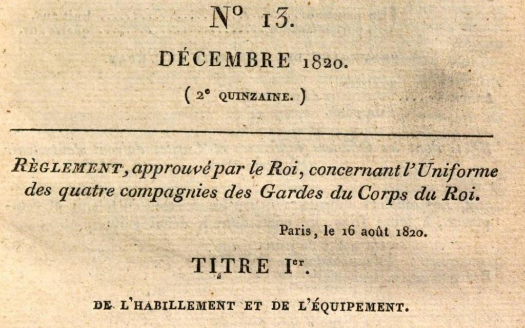 Sabres d'officier matriculés, au Modèle 1822 de ligne : point de situation - Page 2 Reglem10