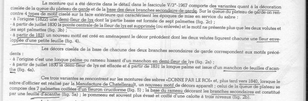 UN RARE SABRE DE CAVALERIE LOURDE PAR SA LAME DE kLINGENTHAL Stiot_12