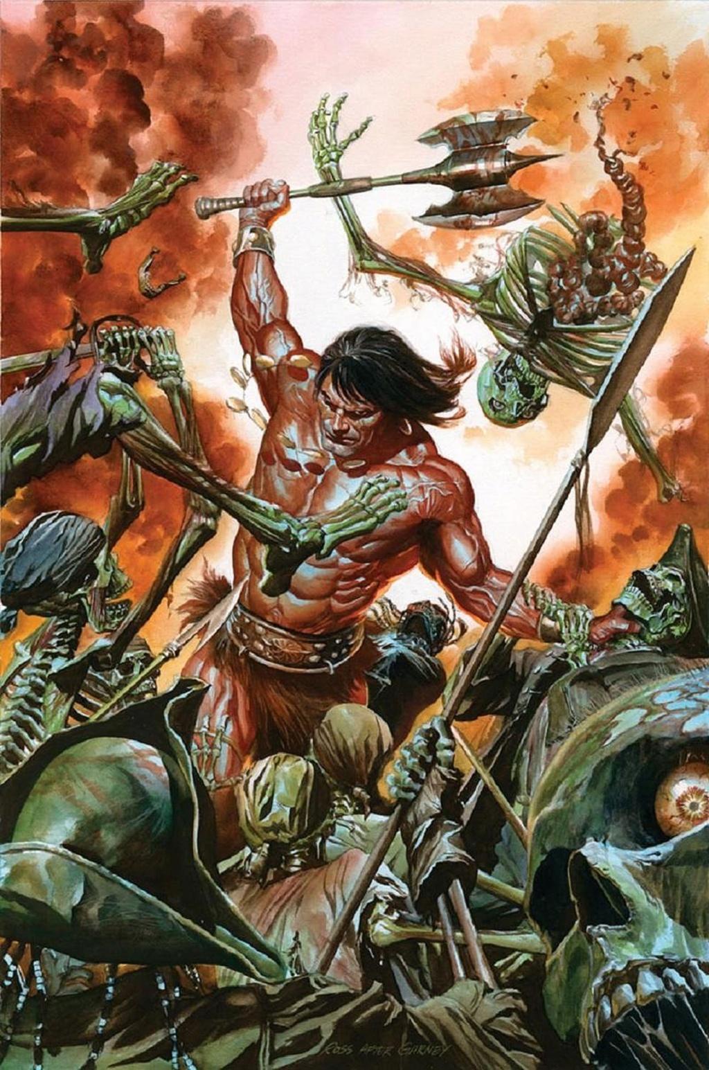 Conan, de retour chez Marvel ! News_i10