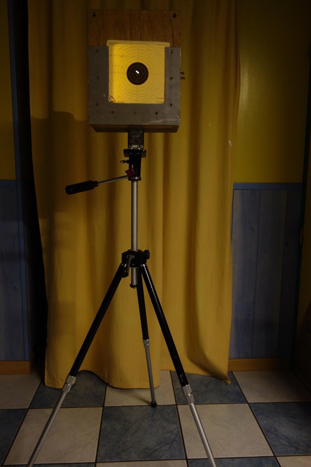 centre pour cible extra pour visualisation impact ! Dsc01545