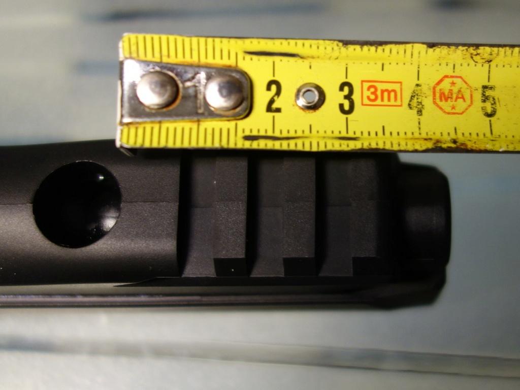 le hdp 50 11 joules et viseur laser Dsc04421