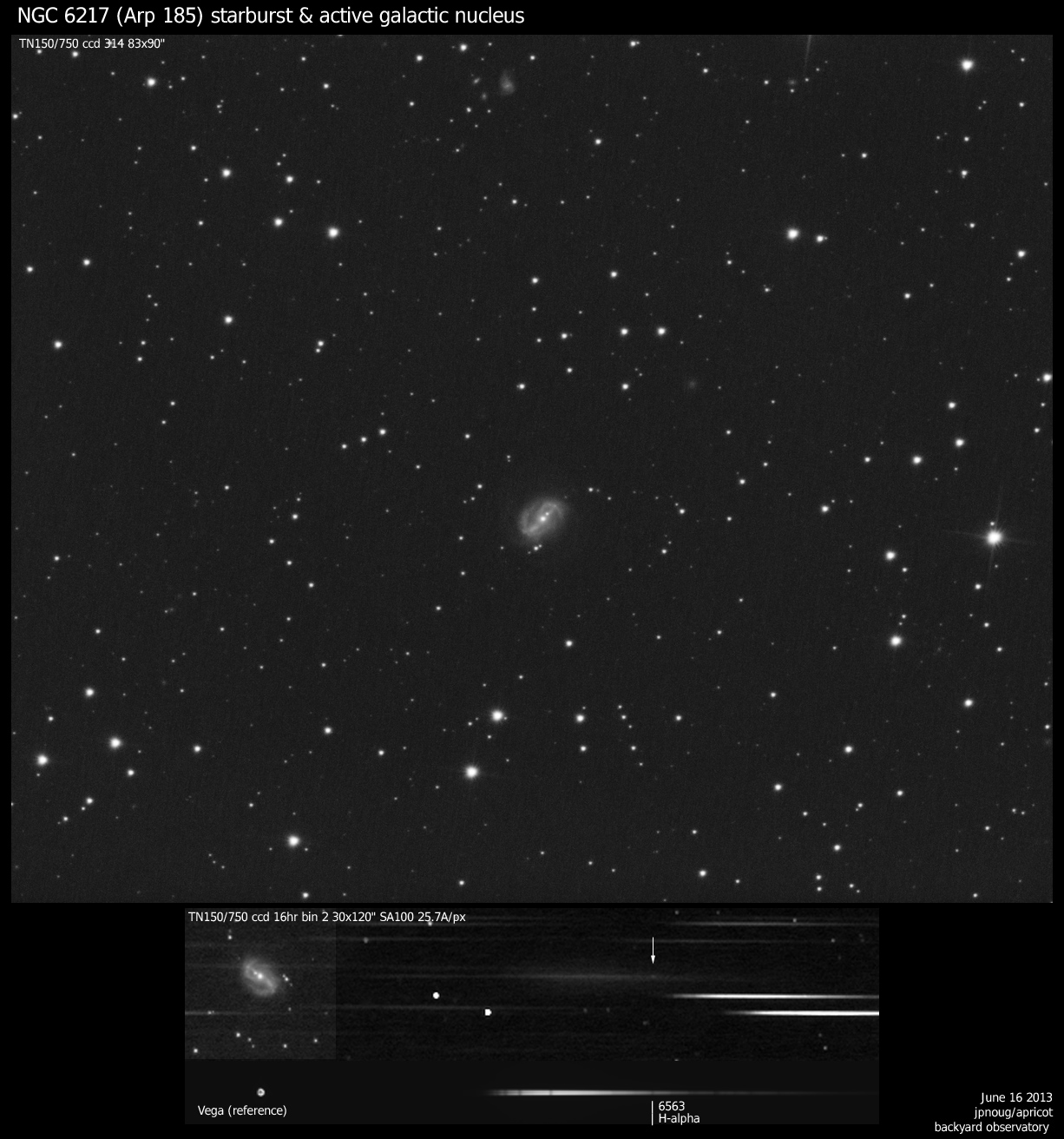 Galaxies à noyau actif Imagep10