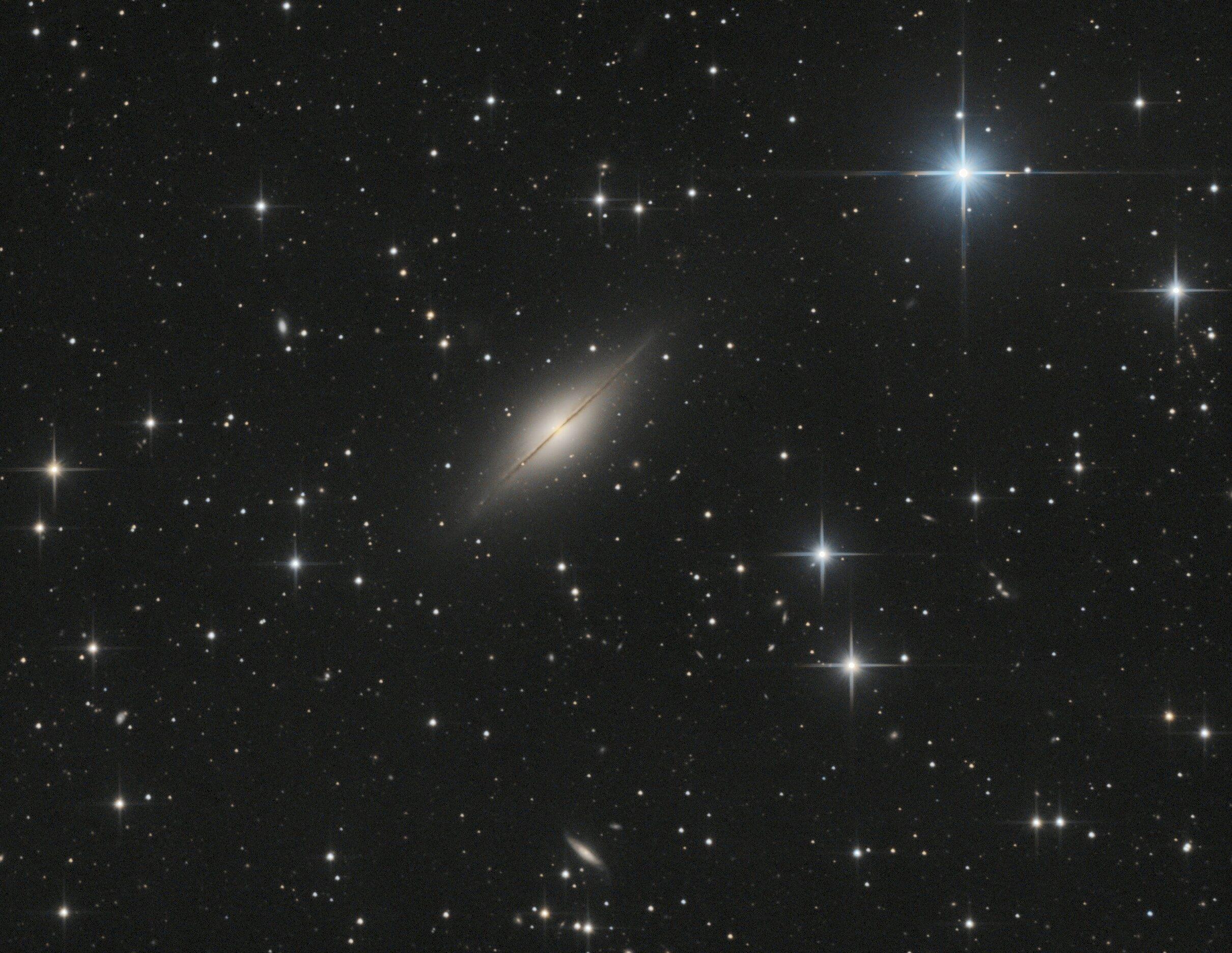 Supernova 2021rhu dans la galaxie NGC7814 Lrgb11