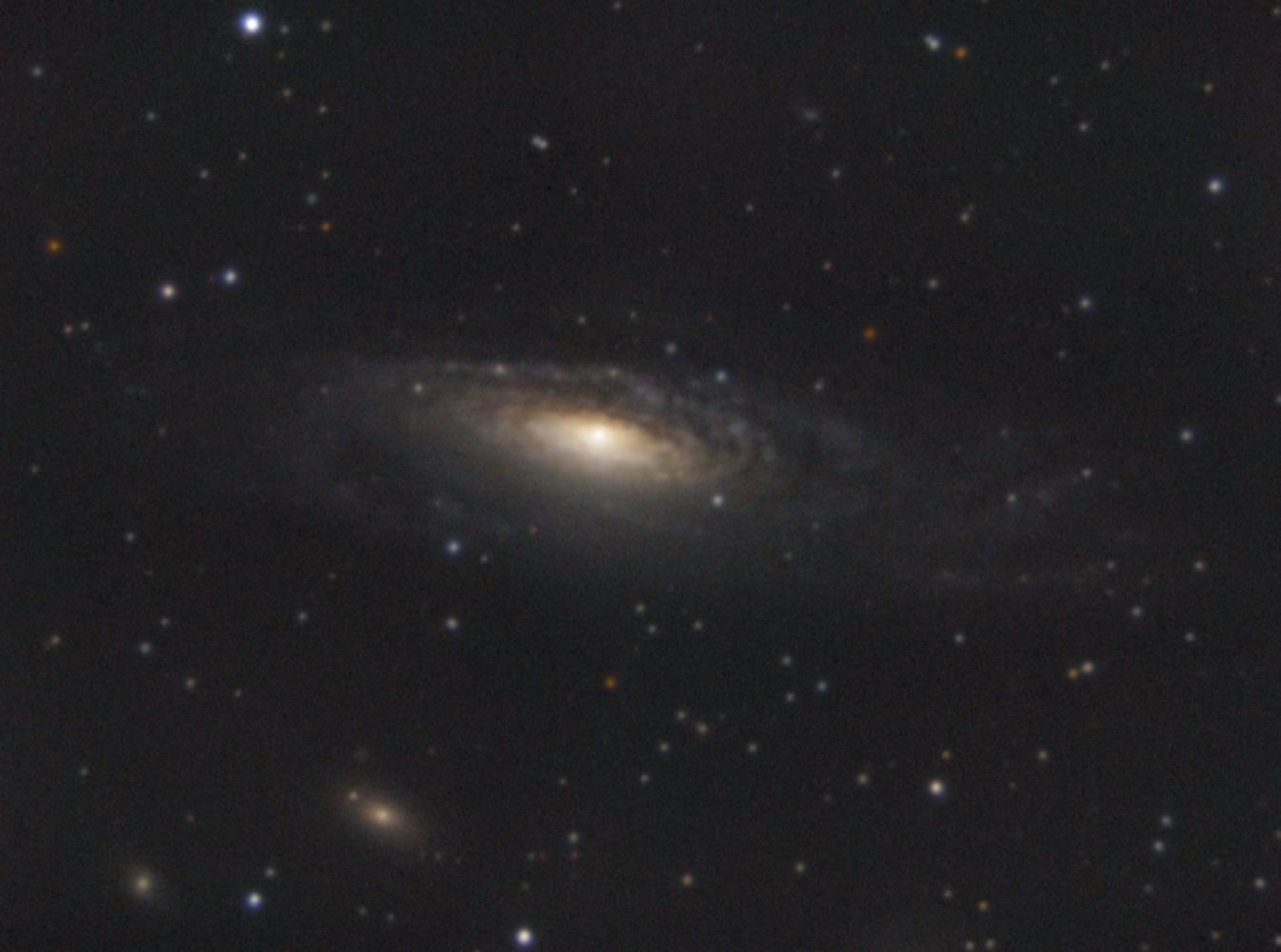 Une spirale classique dans Pégase Lrgb_c10