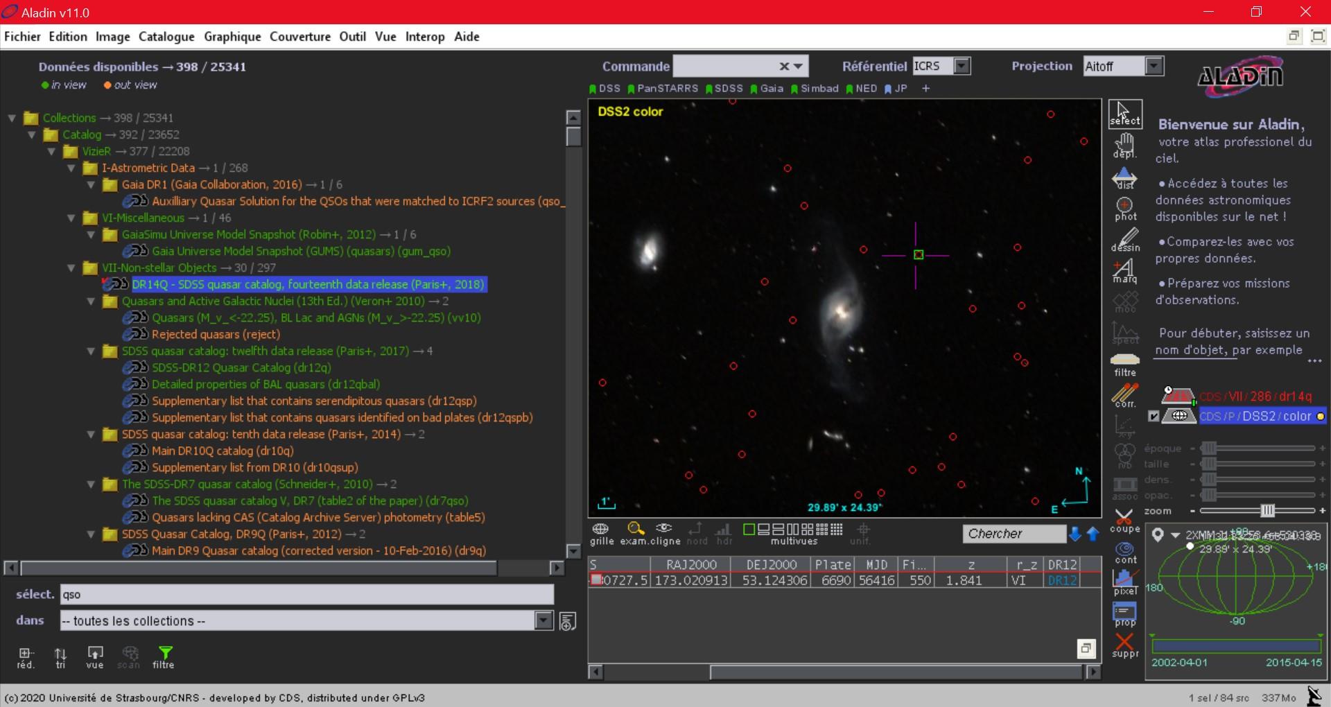 NGC3718 Qso_al10