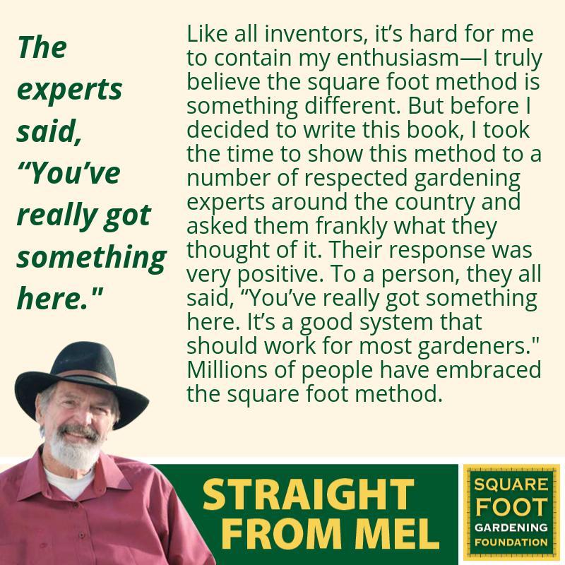Topics tagged under 2 on Square Foot Gardening Forum Founda16
