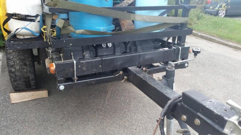 Fabrication d'une roulotte style australienne (DIY) 3810
