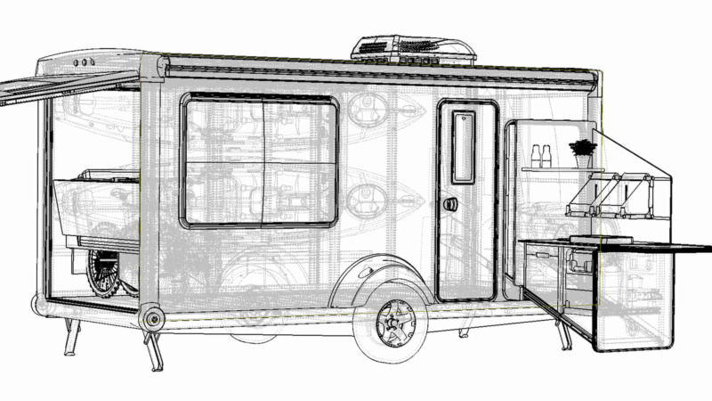 SylvanSport VAST Nouveau modèle 2019  Design10