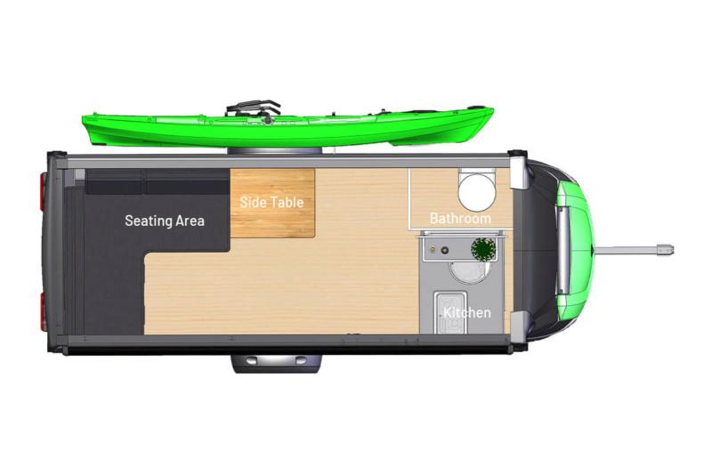SylvanSport VAST Nouveau modèle 2019  Vast-i10