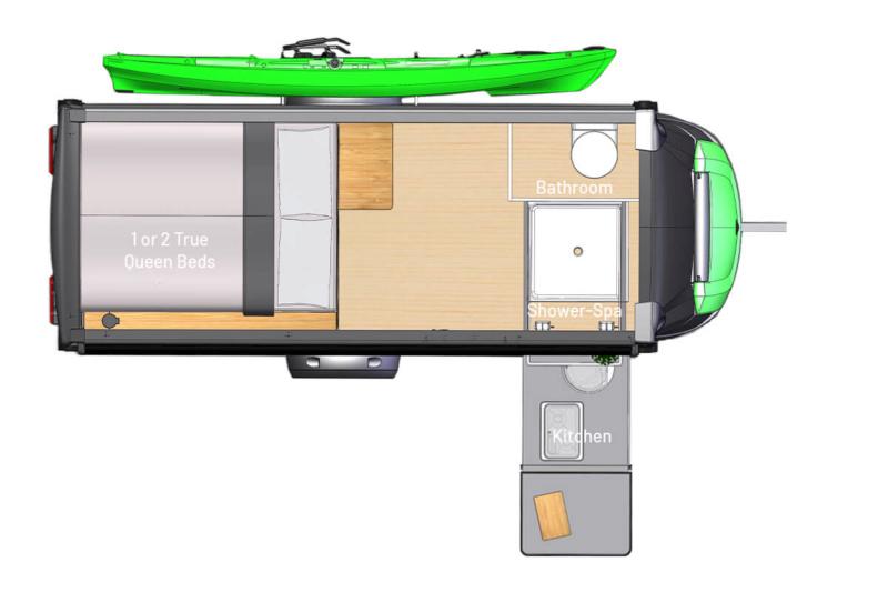 SylvanSport VAST Nouveau modèle 2019  Vast-i12