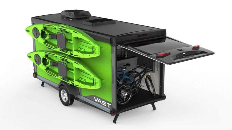 SylvanSport VAST Nouveau modèle 2019  Vast-k10