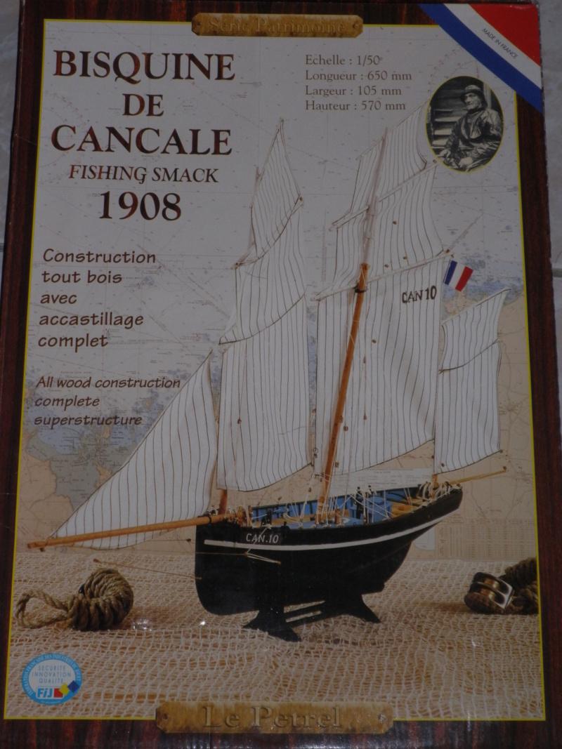 BISQUINE DE CANCALE  1908   1/50    SOCLAINE Pa050711
