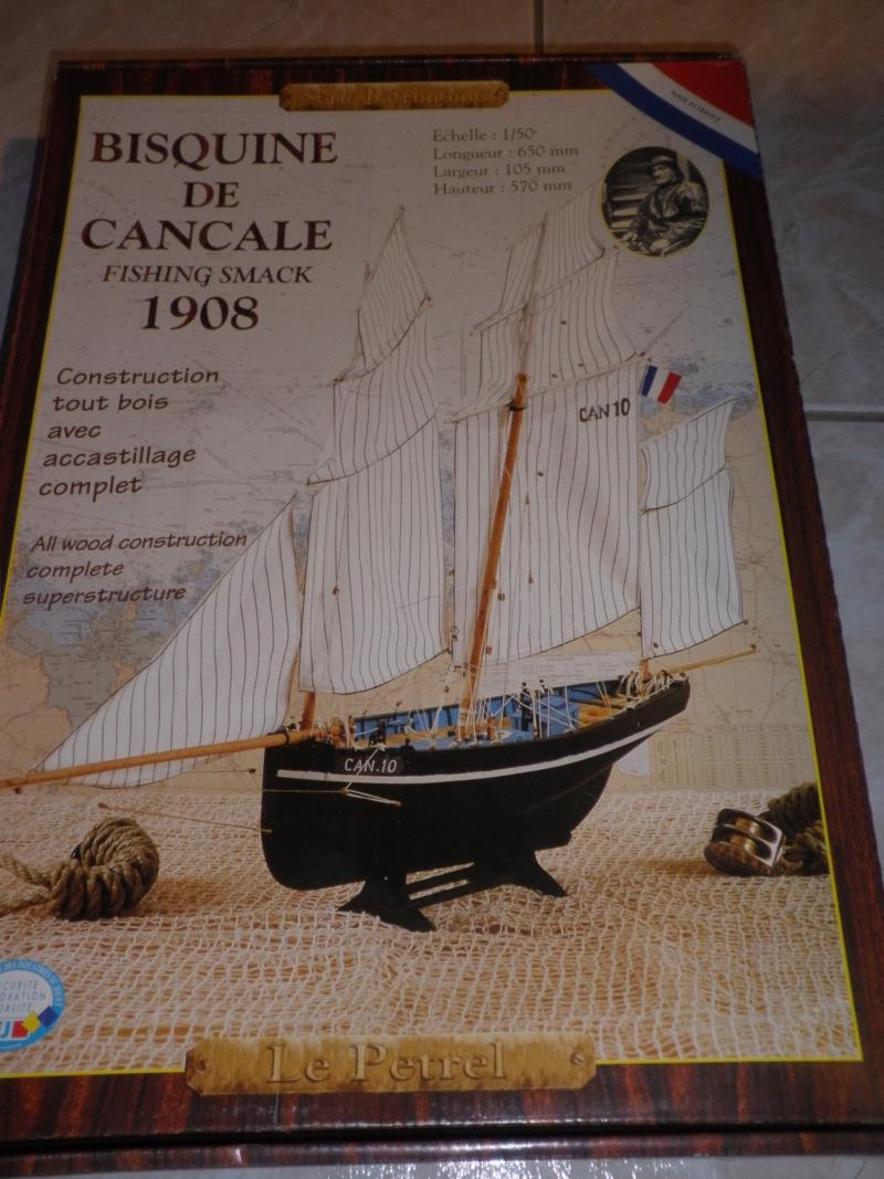 BISQUINE DE CANCALE  1908   1/50    SOCLAINE Pa050712