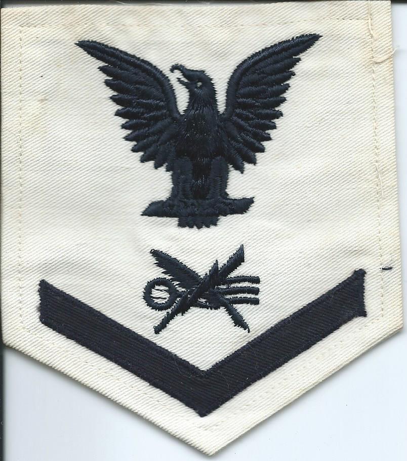 US Navy Identification de la spécialité E4_bla10