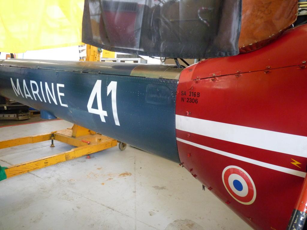 [Aéronavale divers] Alouette 3 - Page 6 Hyeres10