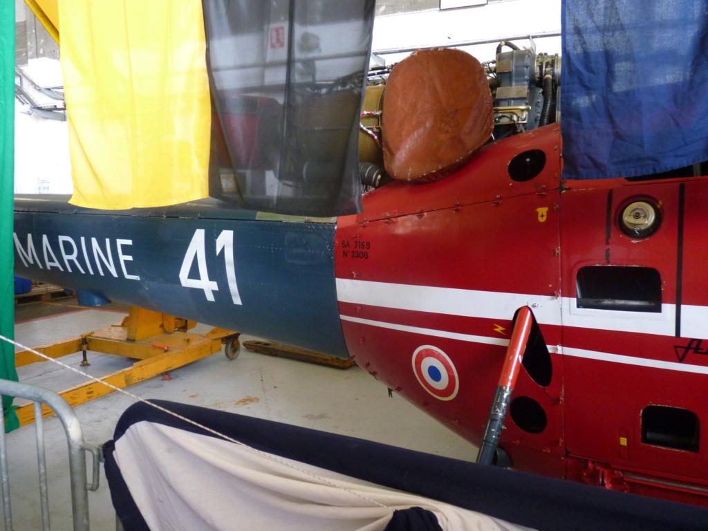 [Aéronavale divers] Alouette 3 - Page 6 Hyeres11