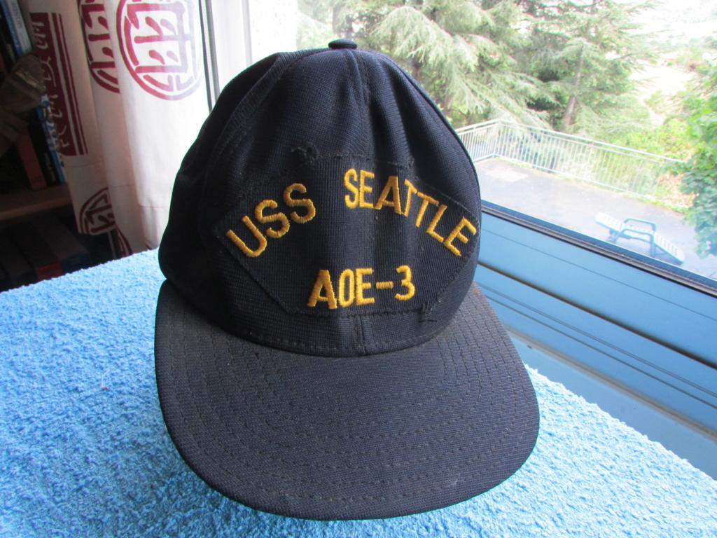 U.S. Navy Cap, Ball - Casquette Img_2124